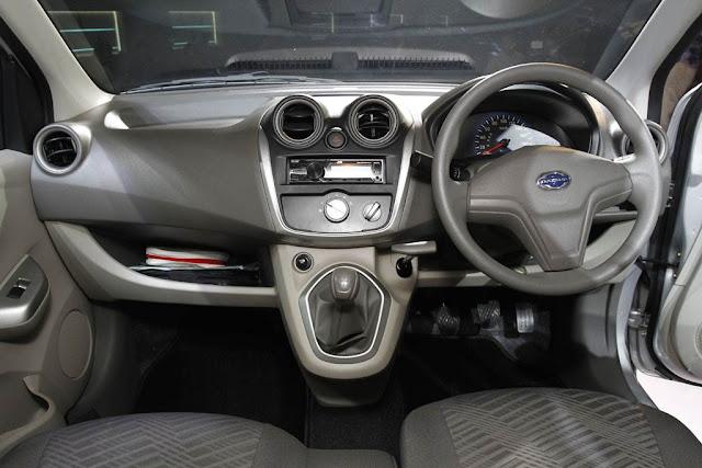Datsun GO+ Panca T-Style