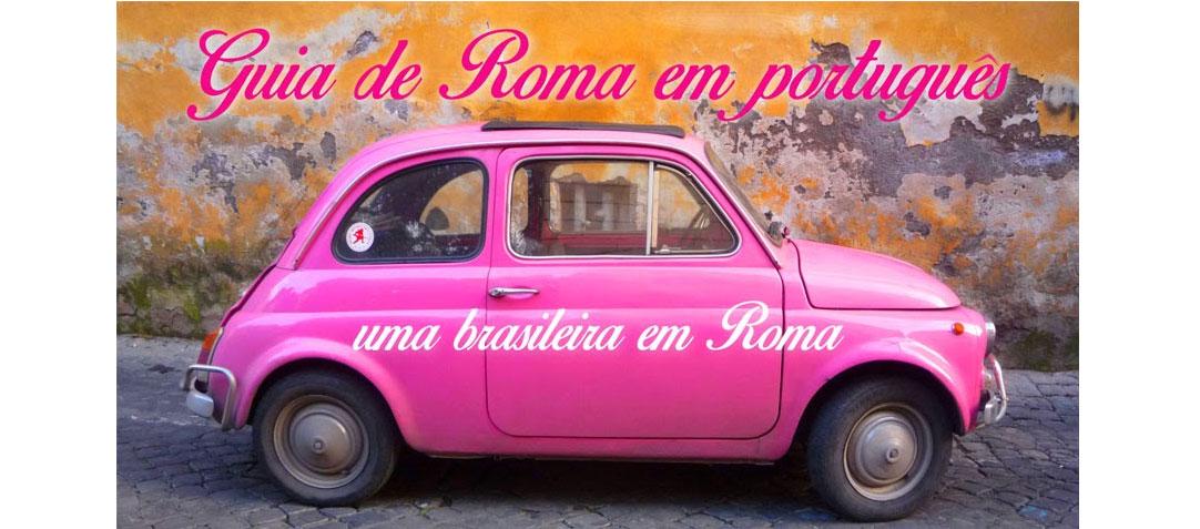 Guia de Roma - Patricia Carmo