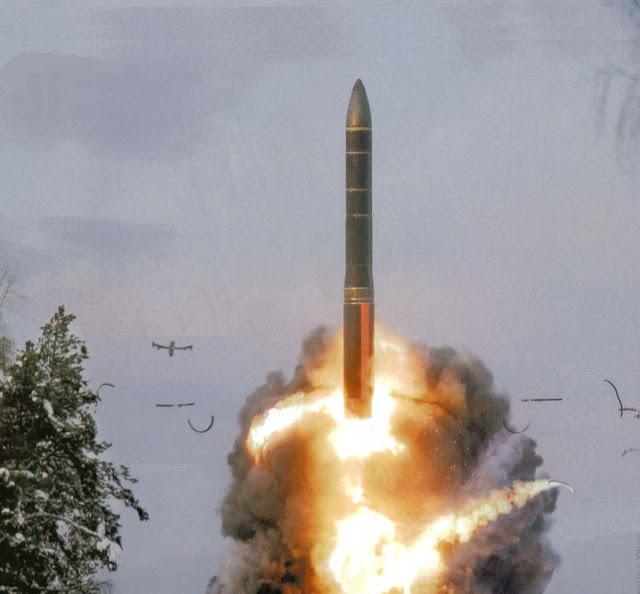 Topol ICBM