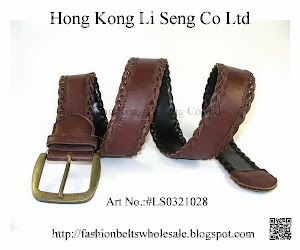Fashion Belts Wholesale Manufacturer and Supplier - Hong Kong Li Seng Co Ltd