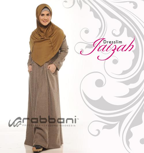 Husna Fashion Gamis Rabbani