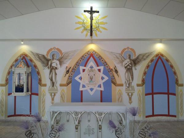 Capela Nossa Senhora Aparecida - Caju - RJ