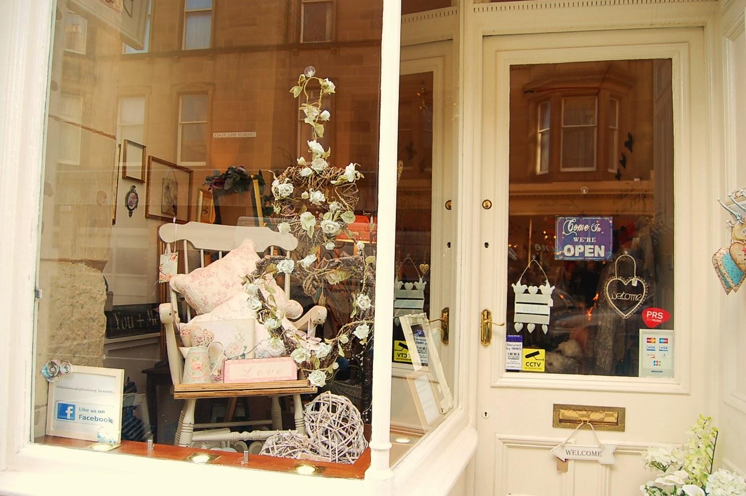 The Ugly Duckling, Vintage Furniture, Edinburgh