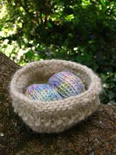 Easter Nest Pattern