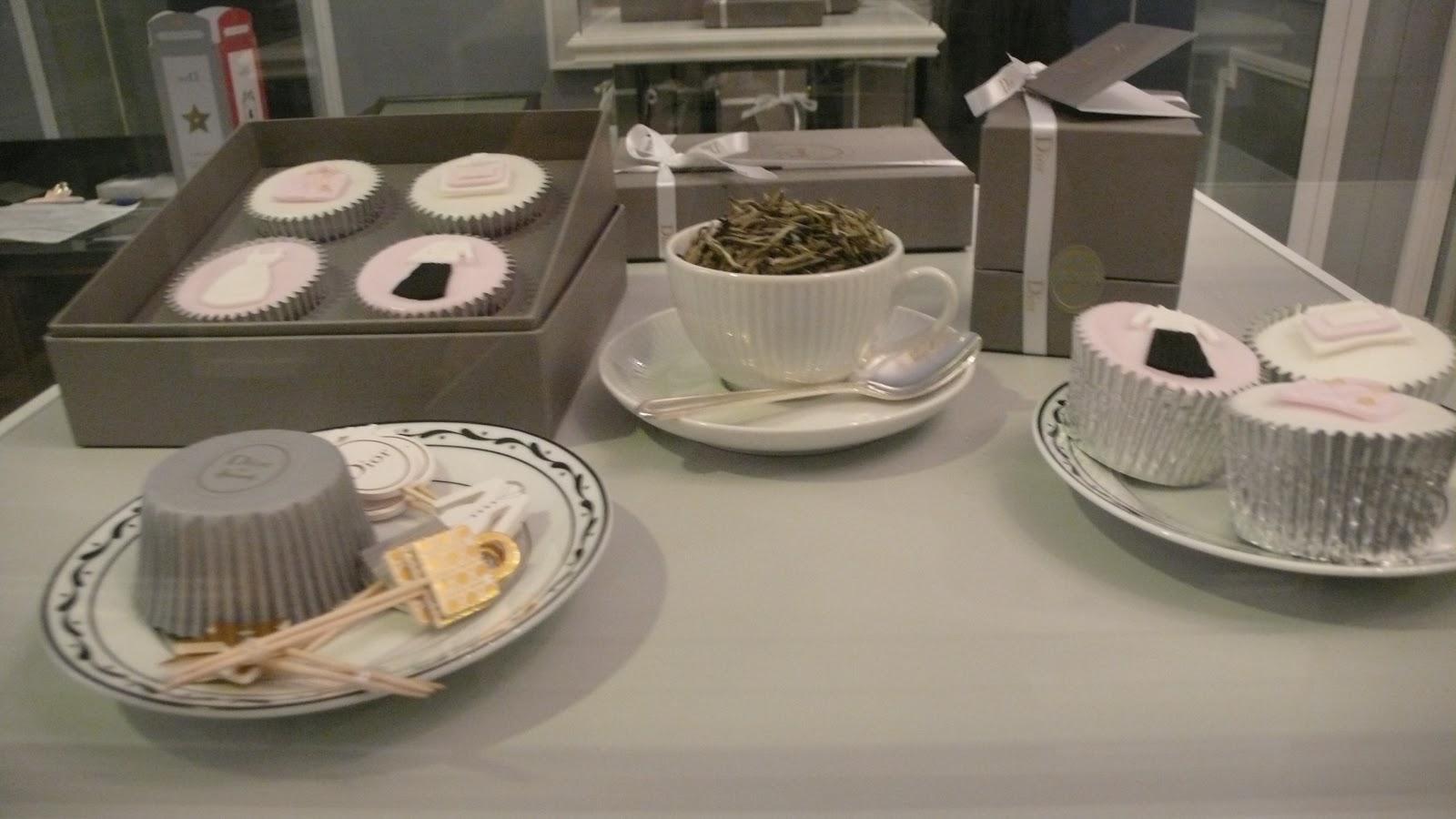 A n z u: Dior at Harrods
