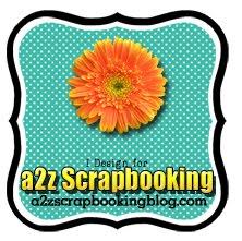 a2z Scrapbooking DT