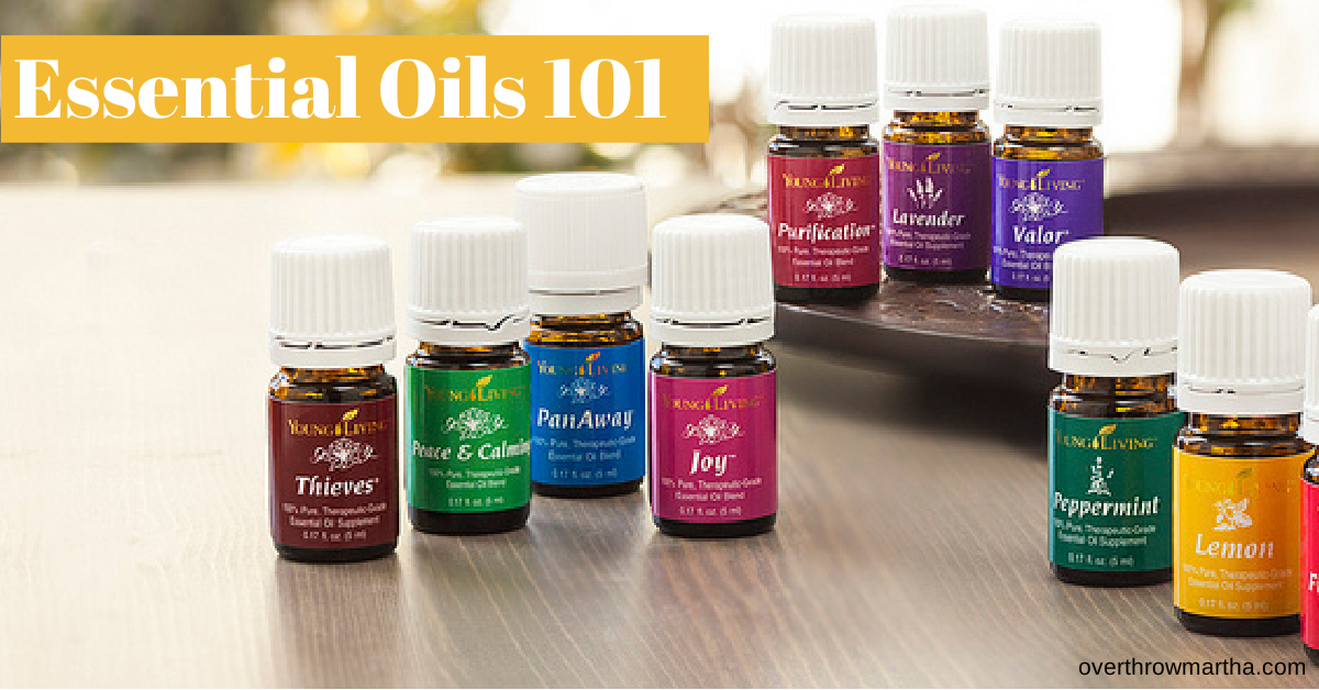 Essential Oils Brands