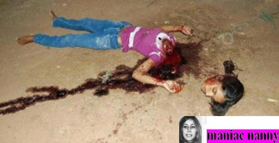 Isis christian killing women