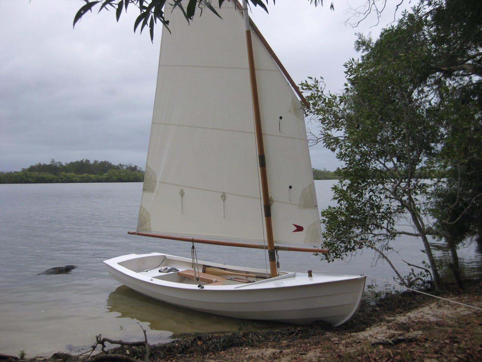 Ross Lillistone Wooden Boats: June 2011