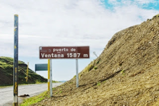 Teverga, puerto Ventana, inicio de la ruta al pico Ferreirúa