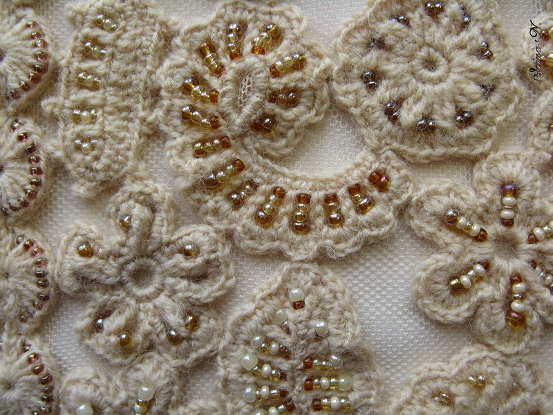 Crochet With Beads : crochet knit unlimited: Crochet with beads