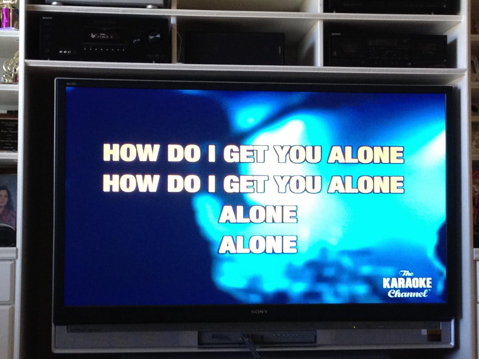 tv karaoke. tv karaoke a