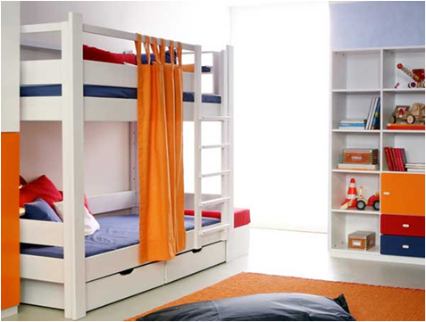 Bunk Rooms for Teenage Boys | Interior Design Inspiration