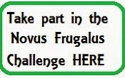 Nous Frugalus, our November moneysaving challenge