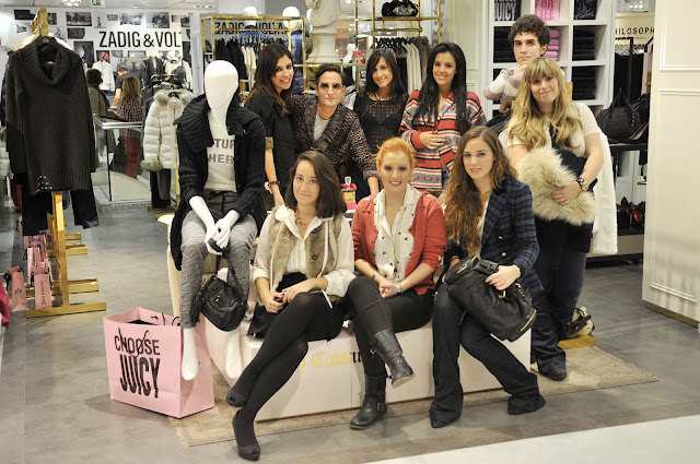 Juicy Couture Rocks!