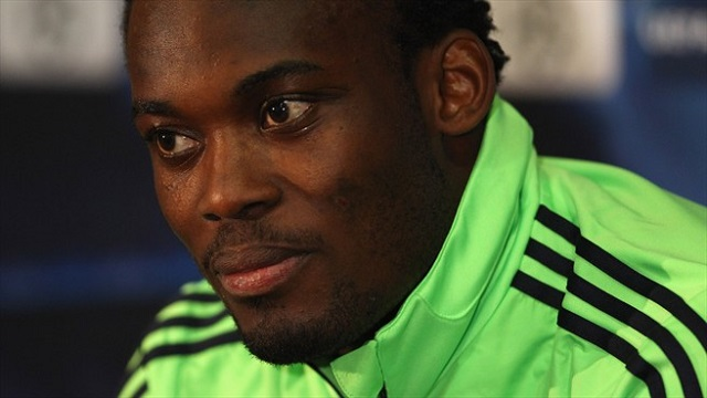 Michael Essien - Most expensive, Best Goals and best Ghanaian midfielder