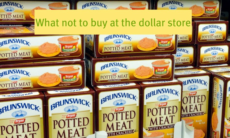 Things To Buy & Not Buy At The Dollar Store