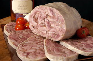 Head cheese, for hungry zombies everywhere