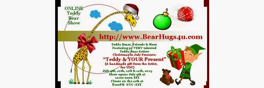 Welcome to the Christmas in July Online Show