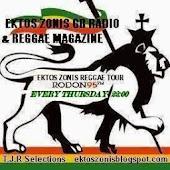 EKTOS ZONIS REGGAE TOUR