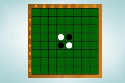 黑白棋__規則簡單卻很深奧的小遊戲 (js版)