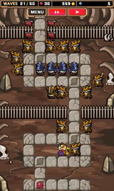 Mage Defense (魔法師 ディフェンス) 7-6 攻略 (★★★)