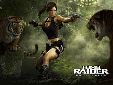 #44 Tomb Raider Wallpaper