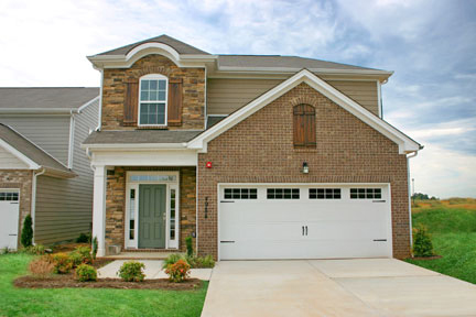 Model homes nashville tn