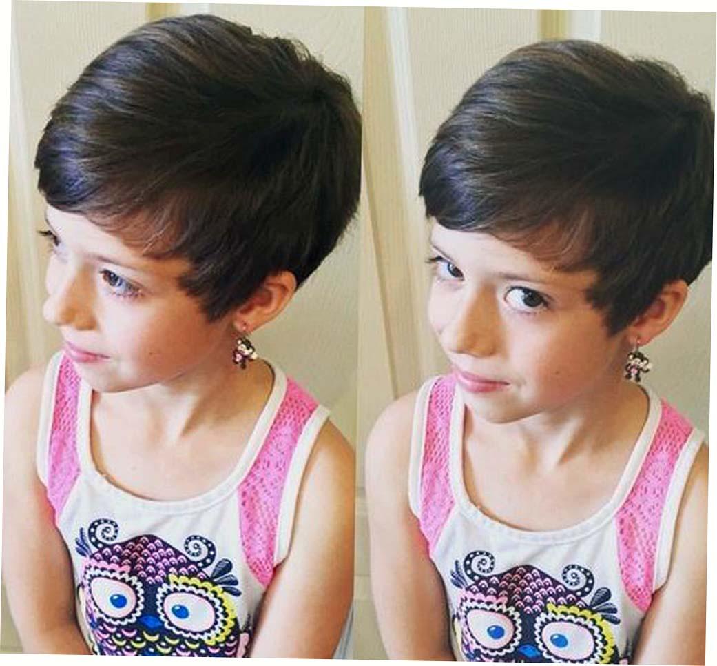 Стрижки детские на короткие волосы