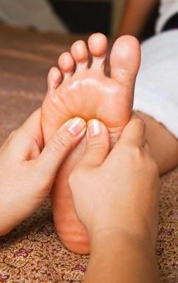 Cold Feet - www.lifewithaparasite.com