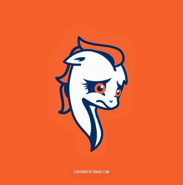 Fusión Digital VE - Logo Broncos de Denver