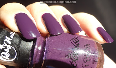 Savina Temptation Collection in Grape