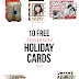 10 Free {Tiny Prints} Holiday Cards