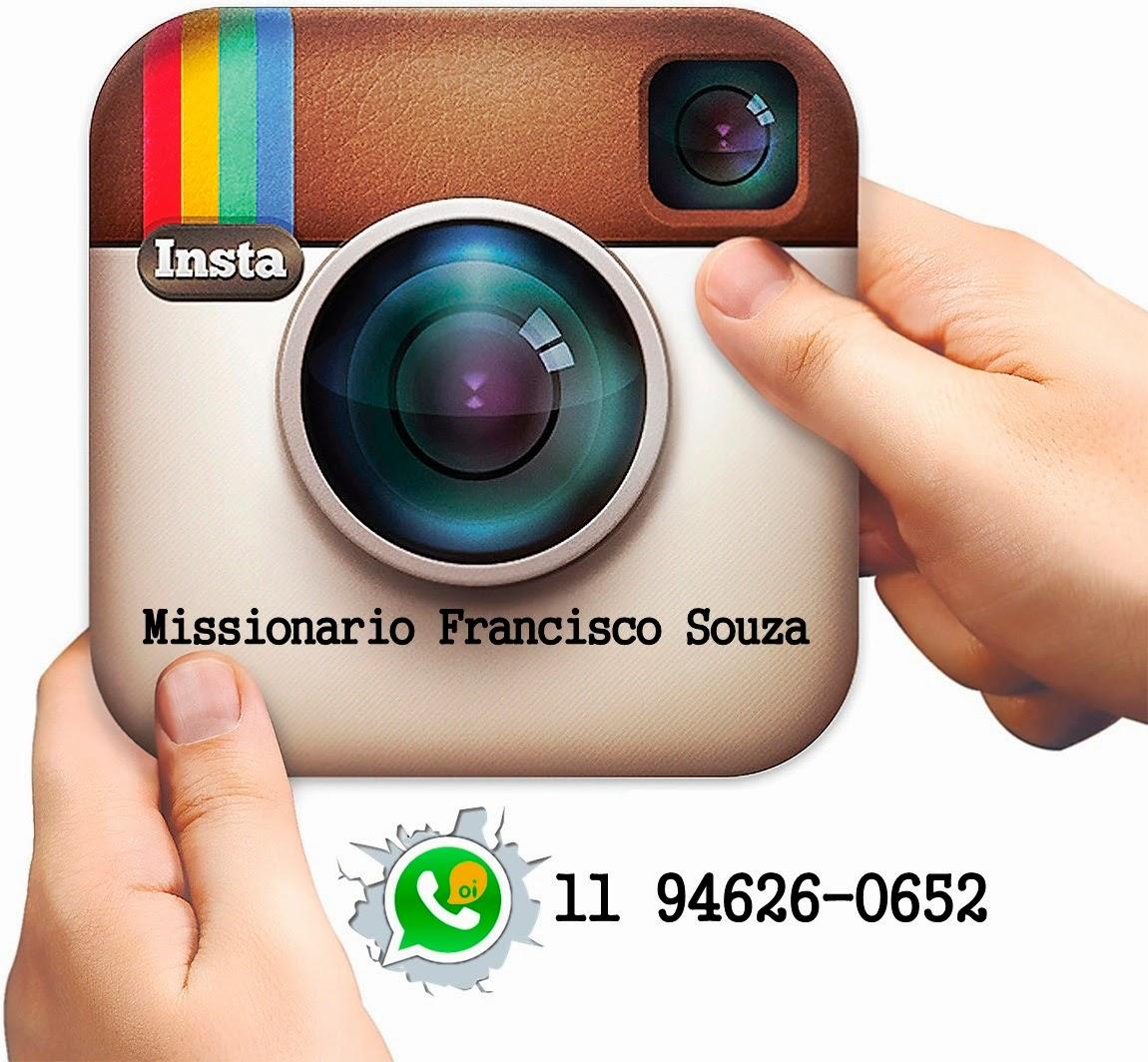 Venha Zap e o Instagram !!!