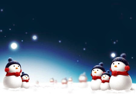 Muñecos de Nieve, parte 3