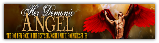 Book Spotlight: Her Demonic Angel by Felicity Heaton + Giveaway