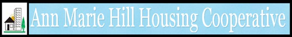 Ann Marie Hill Housing Cooperative.