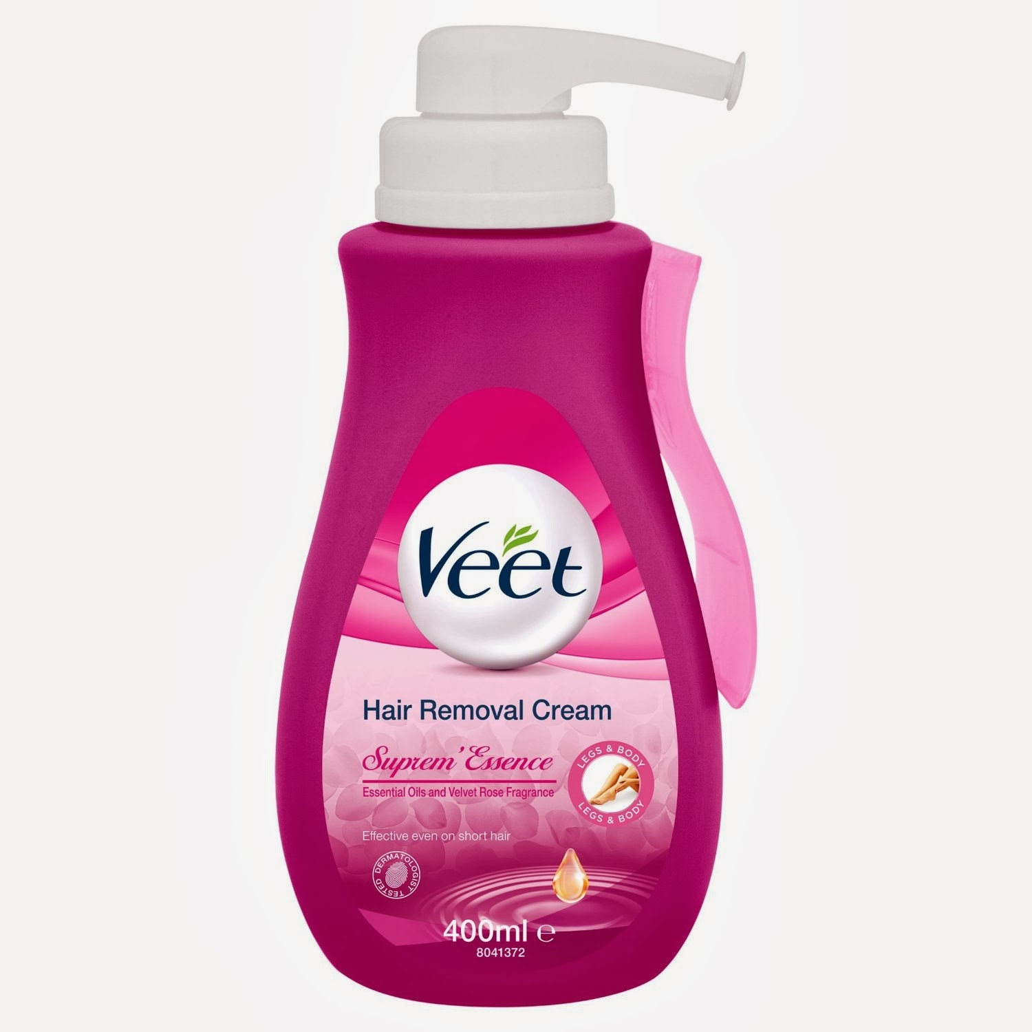 veet easy gel wax strips how to use
