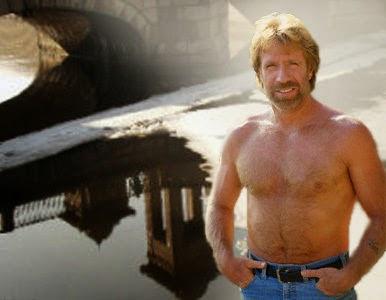 Puente Chuck Norris