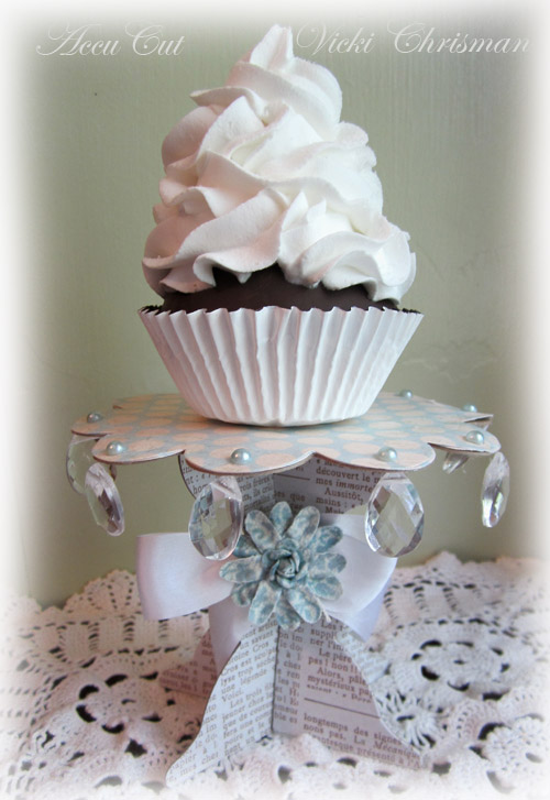 Fancy Cupcake Stands