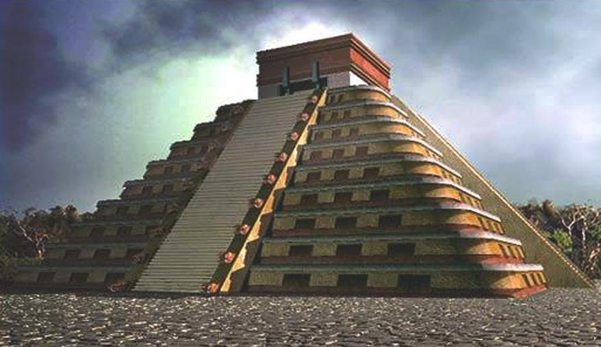 Chichen Itza facts - Yucatan, Mexico - Chichen Itza architecture ...