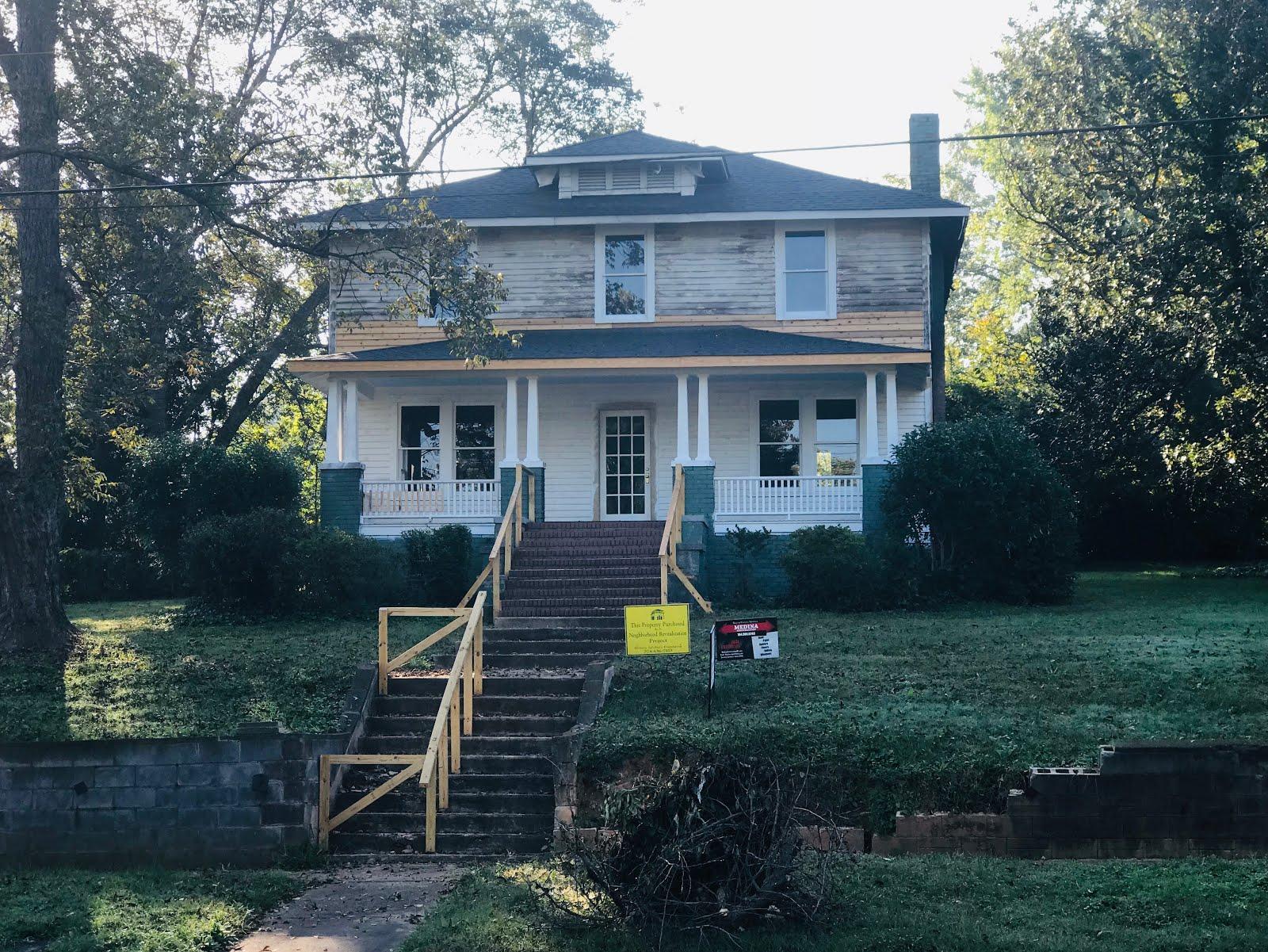 1013 N. Main Street, Salisbury NC 28144 ~ Circa 1923 ~ $69,900