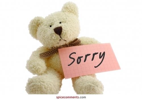 Hd shootz i am sorry i am sorry wallpapers sad wallpapers sorry wallpapers voltagebd Image collections