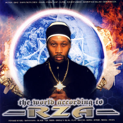 RZA – The World According To RZA (CD) (2003) (FLAC + 320 kbps)