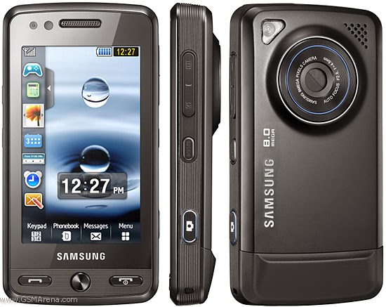 Samsung M8800 Flash Files