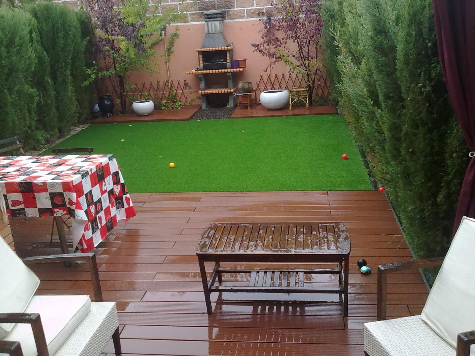 Miguel garcia carpintero suelo de composite en terraza - Suelos de exterior para terrazas ...