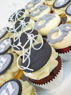 Bike Cupcakes Brisbane