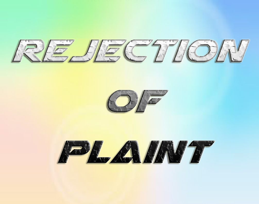 Rejection of Plaint and its Grounds - The Law Study