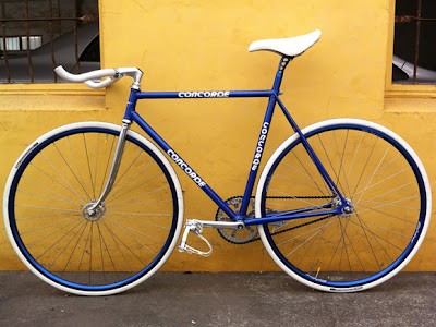 Ma Bicyclette: National Bike Month - The Concorde