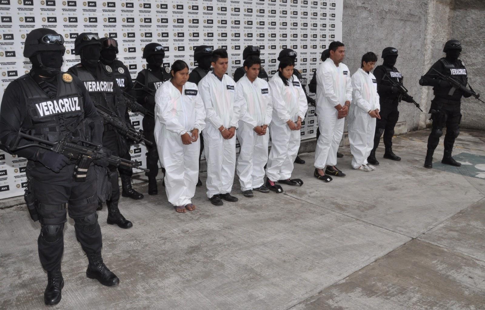 Esclarece fge secuestro en poza rica desarticula banda for Grupo el norte